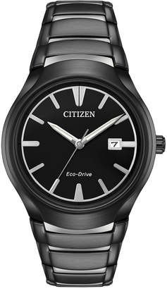 Citizen Men's Eco-Drive Dress Two-Tone Stainless Steel Bracelet Watch 40mm AW1558-58E