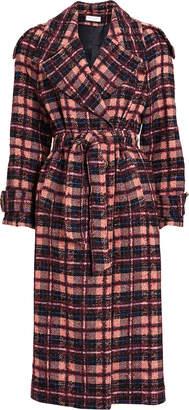 Hofmann Copenhagen Norianna Wool-Blend Trench Coat