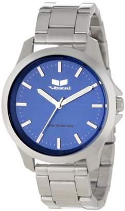 Vestal ' Heirloom' Quartz Stainless Steel Casual Watch