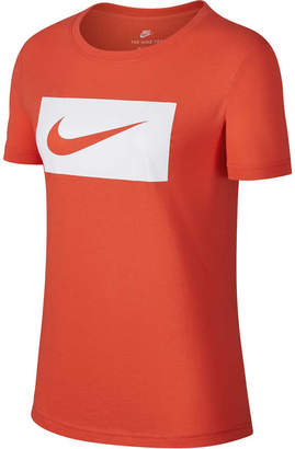 Nike Womens Sportswear Swoosh Tee