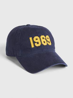 Gap 1969 Logo Baseball Hat