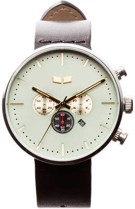 "Vestal Stainless Steel Chrono Watch ""The Roosevelt"""