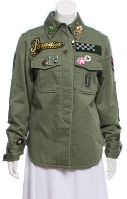 Marc Jacobs Embellished Oversize Jacket w/ Tags
