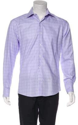 Saks Fifth Avenue Woven Dress Shirt