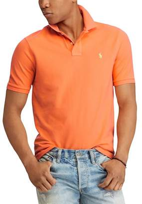 Polo Ralph Lauren Classic Fit Stretch Mesh Polo Shirt