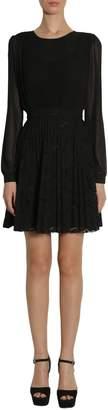 MICHAEL Michael Kors Organza And Lace Dress