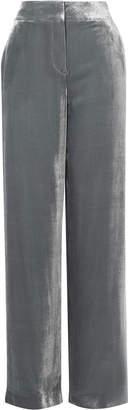 Karen Millen Velvet Pyjama Suit Trousers
