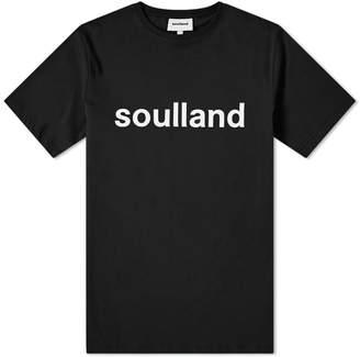 Soulland Logic Logo Tee