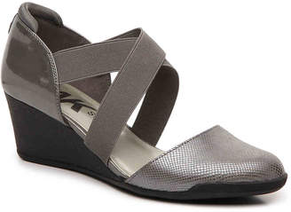 Anne Klein Sport Tika Wedge Pump - Women's
