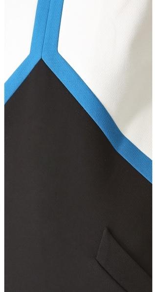 Shoshanna Combo Joni Dress