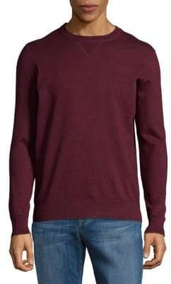 Black & Brown Black Brown Casual Crewneck Sweatshirt