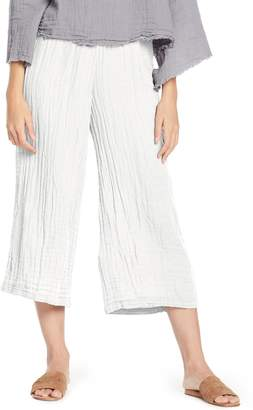 Michael Stars Double Gauze Wide Leg Pants