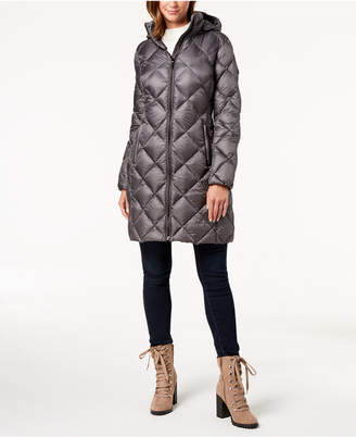 Michael Kors Hooded Puffer Coat