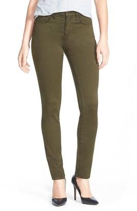 Women's Nydj Alina Colored Stretch Skinny Jeans $114 thestylecure.com