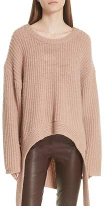 Jason Wu GREY Olympia Merino Wool Blend Sweater