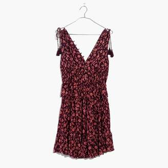 Madewell Ulla Johnson Noelle Floral Dress