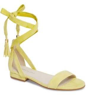Kenneth Cole New York Valen Tassel Lace-Up Sandal