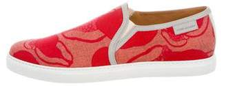 Marc Jacobs Canvas Slip-On Sneakers w/ Tags