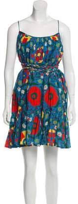 Rhode Resort Printed Mini Dress