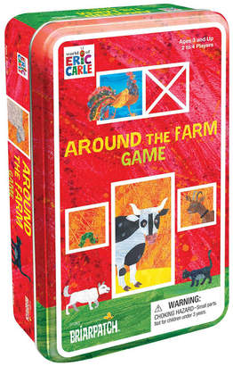 Eric Carle The World of Around the Farm Game in a Tin