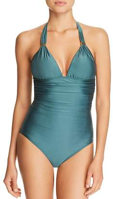 Vix Bia Tube One Piece Swimsuit