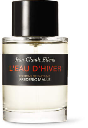 Frédéric Malle L'Eau d'Hiver Eau de Toilette - White Heliotrope & Iris, 100ml - Men - Colorless