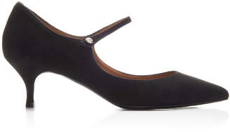 Tabitha Simmons Hermione Leather Pumps Size: 36