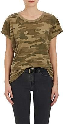 Current/Elliott Women's Camouflage Cotton T-Shirt