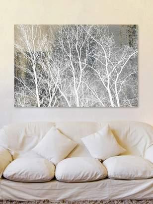 Parvez Taj Frosty Branches by Canvas)