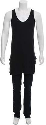 Christian Dior Scoop Neck T-Shirt