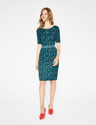 57fcd80f572 Boden Green Fitted Dresses - ShopStyle
