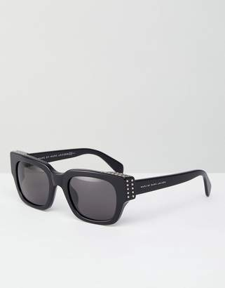 Marc by Marc Jacobs Chunky Square Lens Sunglasses