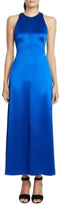 Jill Stuart Women's Solid Midi-Length Dress