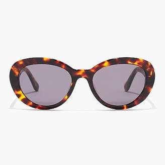 J.Crew Retro cat eye sunglasses