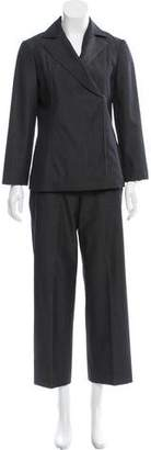 Narciso Rodriguez Virgin Wool Pantsuit