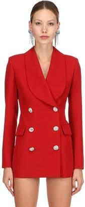 Lvr Edition Wool Blazer Dress