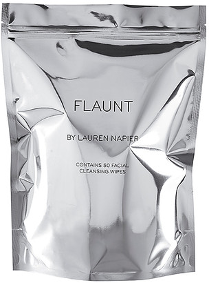Ralph Lauren CLEANSE by NAPIER Parade Flaunt Facial Cleansing Wipes.