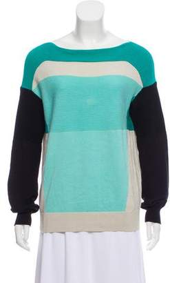 Ohne Titel Woven Long Sleeve Top