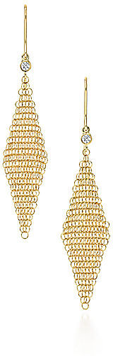 Tiffany & Co. Elsa Peretti®:Mesh Earrings