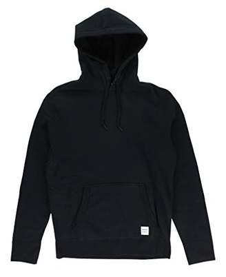 a851264c0766 Converse Men s s Essentials Pullover Hoodie (Black 001)