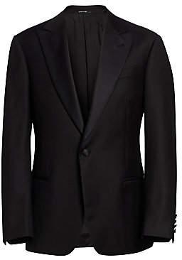 Emporio Armani Men's G-Line Super Line Peak Tuxedo