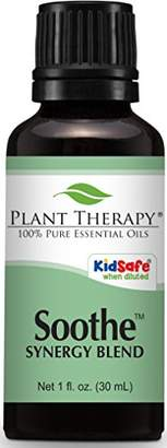 Plant Therapy Soothe (Anti Eczema) Synergy Essential Oil Blend.100% Pure