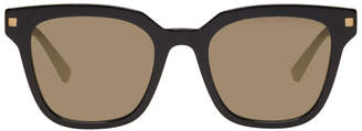 Mykita Black Yuka Sunglasses