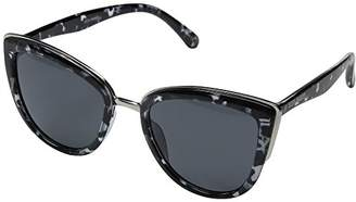 Steve Madden Women's Korina SM869135 Polarized Cateye Sunglasses
