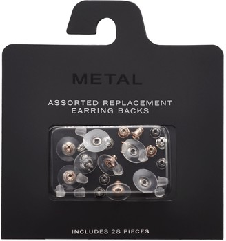 Replacement Disc & Post Earring Back Set