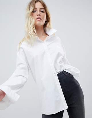 Cheap Monday poplin shirt