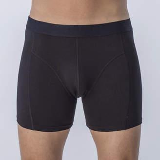 Black Jersey Boxer Underwear (3-pack)