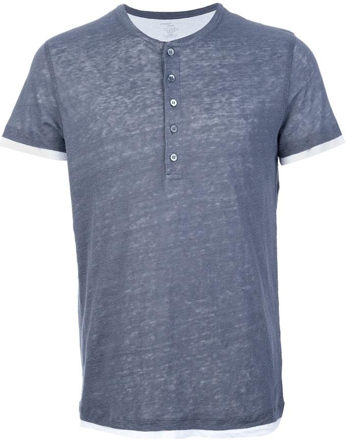 Majestic double layered t-shirt