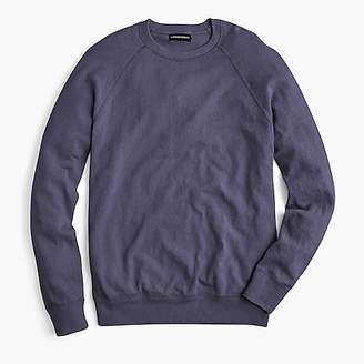 J.Crew Crewneck cotton field sweater