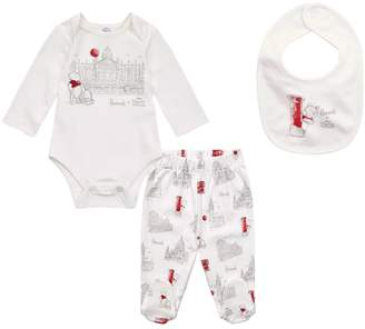 Harrods Winnie the Pooh Top and Trousers Set